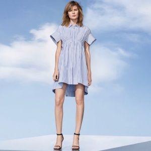 Victoria Beckham for Target Striped Shirt Dress